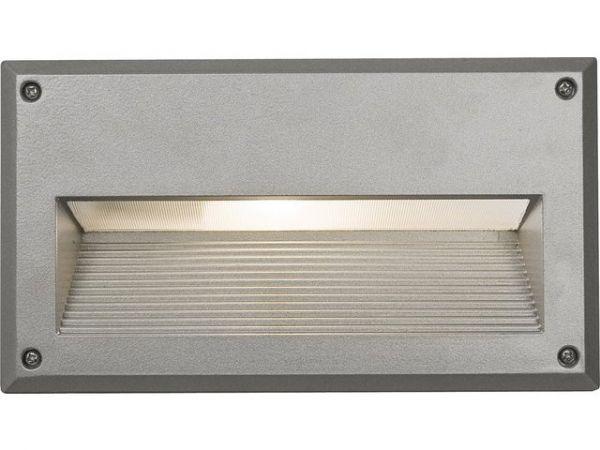 Lampy oświetlenie Nowodvorski - BASALT silver I kinkiet 4966